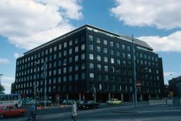 Helsinki City Electricity Co. Office Building in Helsinki, Finland by architect Alvar Aalto