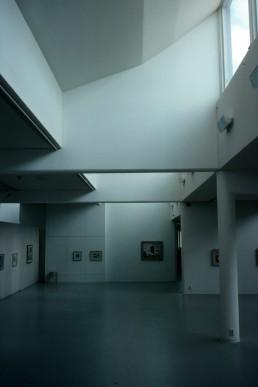 Alvar Aalto Museum in Jyväskylä, Finland by architect Alvar Aalto