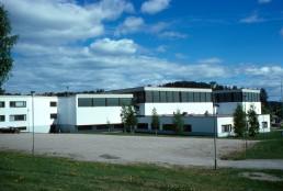 Jyväskylä University in Jyväskylä, Finland by architect Alvar Aalto