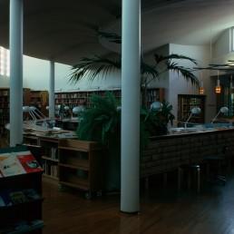 Seinäjoki Library in Seinäjoki, Finland by architect Alvar Aalto