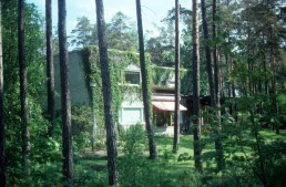 Mill Manager's House for Sunila Co. in Sunila, Finland