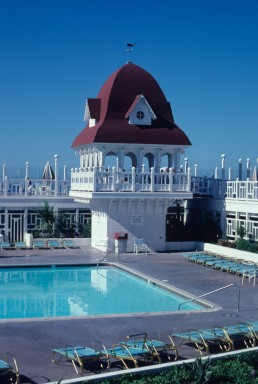 Hotel del Coronado in Coronado, California by architect Reid & Reid