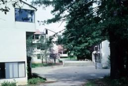Cowell College in Santa Cruz, California by architects Wurster, Bernardi & Emmons