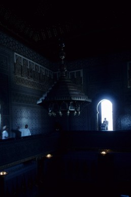Mausoleum of Mohammed V in Rabat, Morocco by architect Tuan Vo