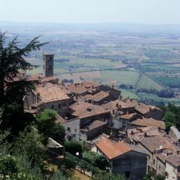 Cortona in Cortona, Italy