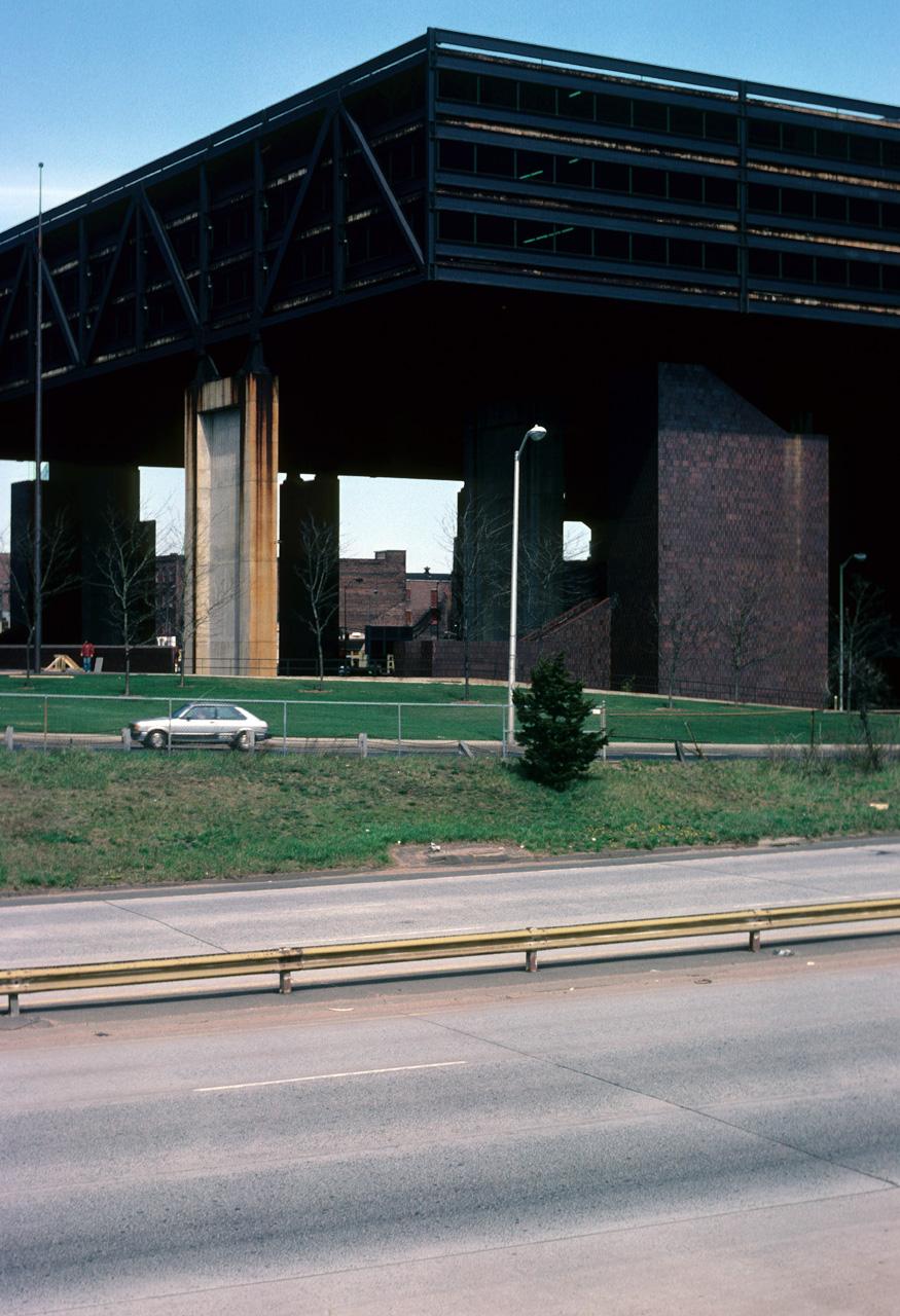 New Haven Coliseum Larry Speck