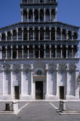 Chiesa di San Michele in Foro in Lucca, Italy