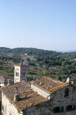 Castellina in Castellina in Chianti, Italy