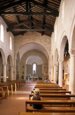 San Salvatore in Castellina in Chianti, Italy