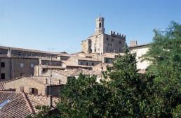 Palazzo dei Priori in Volterra, Italy