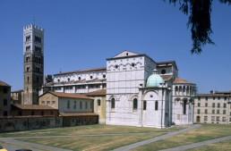 Duomo San Martino in Lucca, Italy