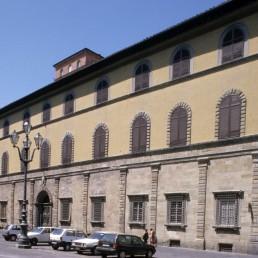 Palazzo Bernardini in Lucca, Italy