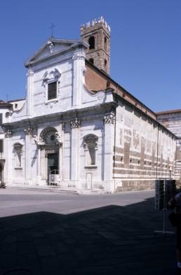 Chiesa dei Santi Giovanni e Reparta in Lucca, Italy