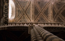 Cathedral in Siena, Italy by architect Lorenzo Maitani