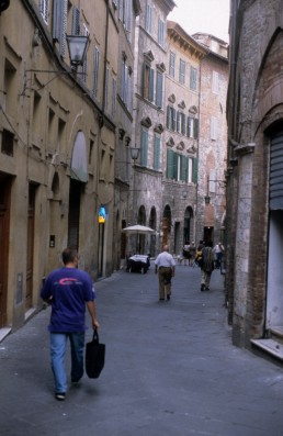Siena in Siena, Italy