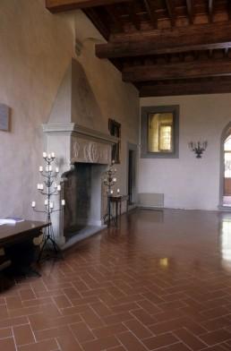 Medici Villa in Cerreto Guidi, Italy by architect Buontalenti