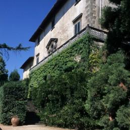 Castello di Uzzano in Florence, Italy
