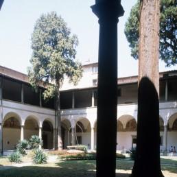 Santa Maria del Carmine in Florence, Italy by architect Masaccio