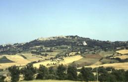 Montepulciano in Montepulciano, Italy