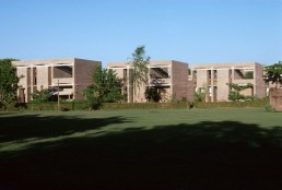 Indian Institute of Management in Ahmedabad, India by architect Louis I Kahn