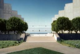 Louis Kahn Salk Institute San Diego Historical Photograph 1970-1980