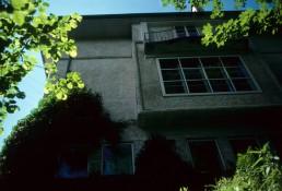 Maison Blanche in La Chaux-de-Fonds, Switzerland by architects Le Corbusier, Charles-Édouard Jeanneret