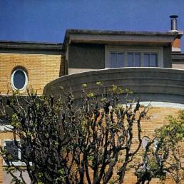 Villa Schwob in La Chaux-de-Fonds, Switzerland by architects Le Corbusier, Charles-Édouard Jeanneret