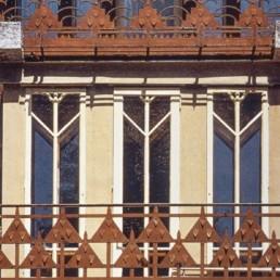 Le Corbusier Villa Fallet Old Fashioned Pre Modern House Larry Speck