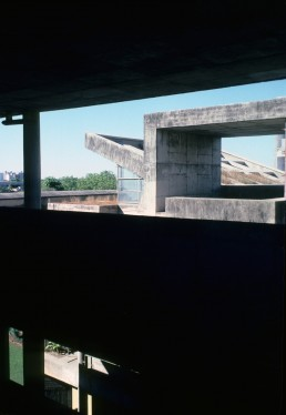 Millowner's Association in Ahmedabad, India by architects Le Corbusier, Charles-Édouard Jeanneret