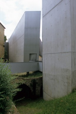 Felix Nussbaum House in Osnabrück, Germany by architect Daniel Libeskind