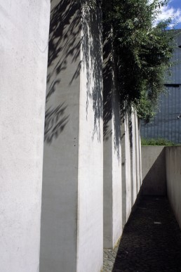 Jewish Museum Berlin (exterior) in Berlin, Germany by architect Daniel Libeskind