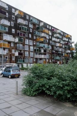 WoZoCo Housing in Amsterdam, Netherlands by architect MVRDV