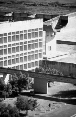 Le Corbusier Chandigarh Palace of Assembly Larry Speck