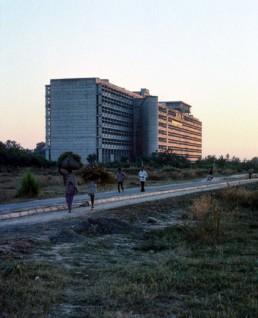 Le Corbusier Chandigarh Secretariat Larry Speck