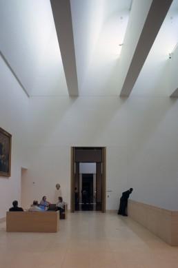 Museum of Fine Arts Houston, Audrey Jones Beck Building in Houston, Texas by architect José Rafael Moneo