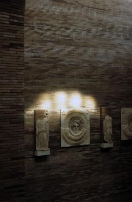 National Museum of Roman Art in Merida, Spain by architect José Rafael Moneo