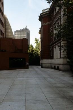 Bakinter Bank in Madrid, Spain by architect José Rafael Moneo