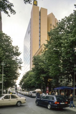 Debis Building in Berlin, Germany by architect Renzo Piano
