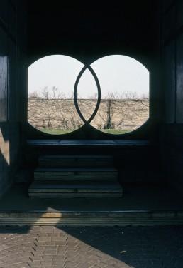 Brion Vega Cemetery in San Vito D'Altivole, Italy by architect Carlo Scarpa