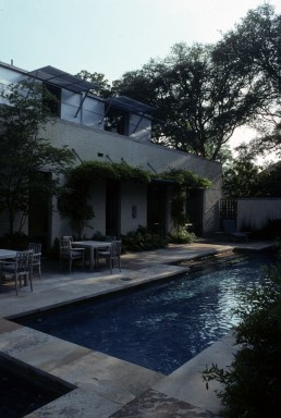 Linda Pace Residence in San Antonio, Texas by architect Lake-Flato Architects