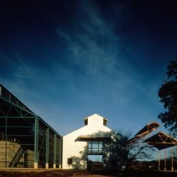 Carraro House in Kyle, Texas by architect Lake-Flato Architects