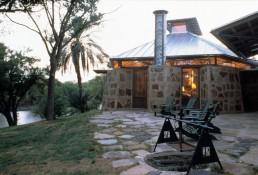 Cotulla Ranch in Tivoli, Italy by architect Lake-Flato Architects
