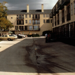 Park Regency Apartments in Houston, Texas by architects Robert Venturi, VSBA