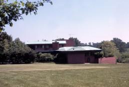 Willard Keland House in Racine, Wisconsin by architect Frank Lloyd Wright