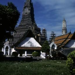 Wat Arun Rajwararam in Bangkok, Thailand