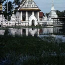 Wat Thepthidaram in Bangkok, Thailand