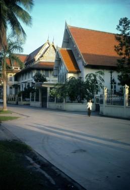 Bangkok wats in Bangkok, Thailand