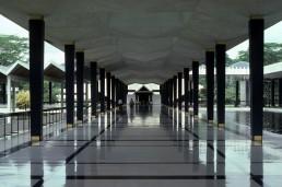 National Mosque of Malaysia in Kuala Lumpur, Malaysia