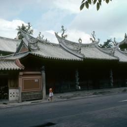 Thian Hock Keng Temple in Singapore, Singapore