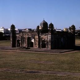 Lalbagh Fort and Tomb of Bibi Pari in Dhaka, Bangladesh